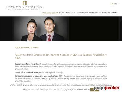 Obsługa firm i osób fizycznych - Adwokat