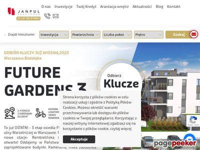 Jankowski Pulchny Deweloper - nowe mieszkania