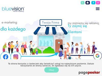 Www.bluevision.pl