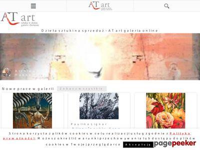 Kanie - internetowa galeria sztuki AT art