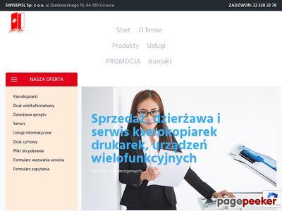 SWISSPOL SP. Z O.O. urządzenie wielofunkcyjne śląskie