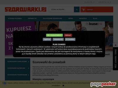 Maszyny do sprzątania - www.szorowarki.pl