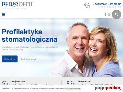 Periodent.com.pl - dentysta Warszawa