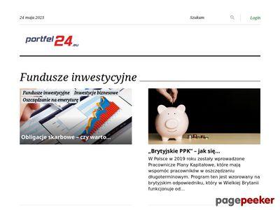 Pożyczki internetowe Portfel24.eu