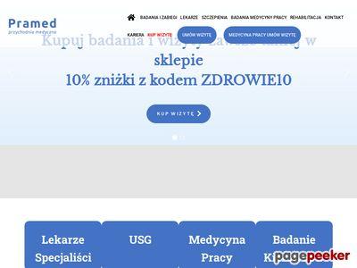 Lekarze specjaliści Szczecin