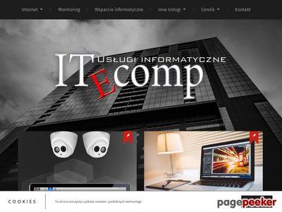 Usługi informatyczne Zakopane, tanie strony internetowe Nowy Targ,
